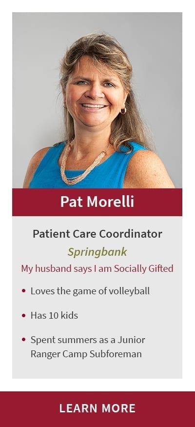 Pat Morelli of Bentley Hearing